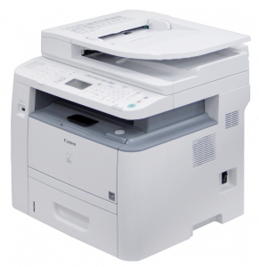 Multifunctional Canon IR 1133A , monocrom, 33 ppm, copy-print-scan, reconditionat