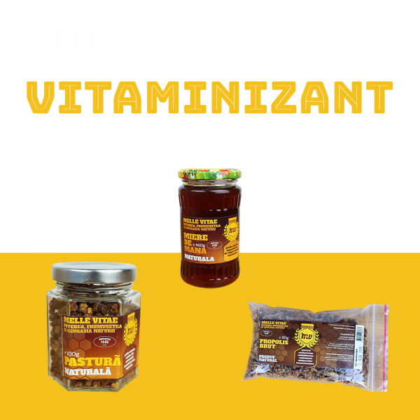 pachet vitaminizant