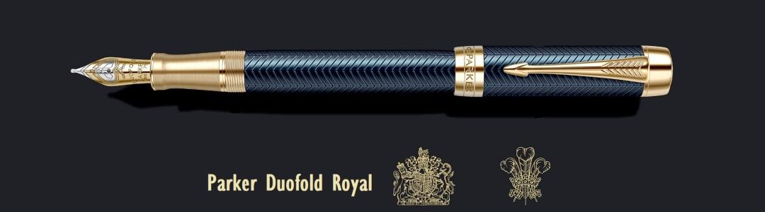 Parker Duofold Royal