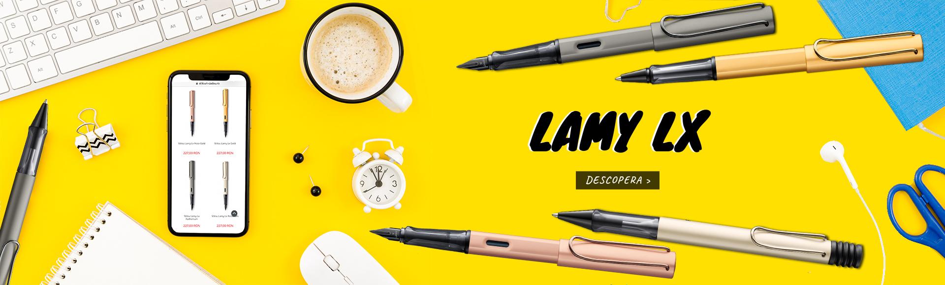 Lamy LX