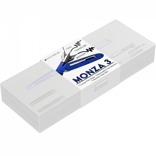 Stilou Set Monza 3 Blue (m, f, flex) Monteverde USA 2