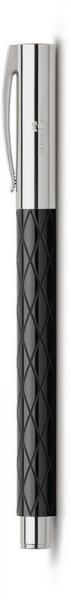 Stilou Ambition Rhombus Negru Faber-Castell 1