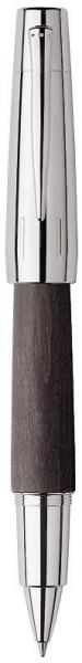 Roller E-Motion Pearwood Negru Faber-Castell 1