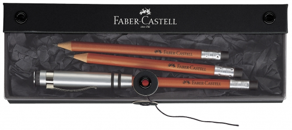 Set Faber-Castell Perfect Pencil Maro Design 0