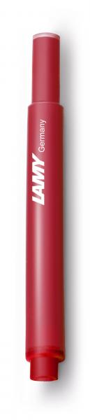 Cartuse Cerneala LAMY Rosu Giant T10, set 5 buc 1