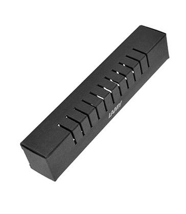 Creion Mecanic 0.5 LAMY Logo Stainless Steel / Black 1