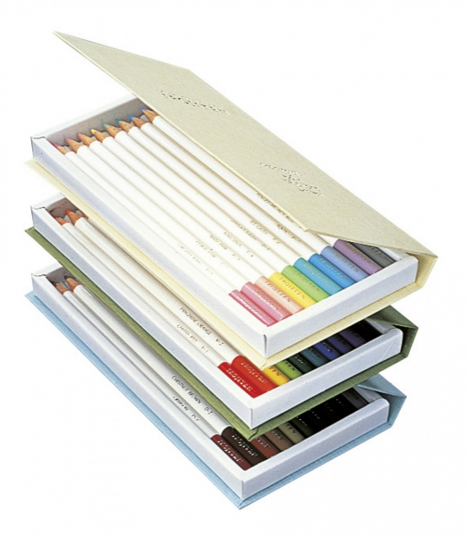 Creioane Colorate Irojiten Rainforest 30 culori Volum 1, 2, 3 Tombow