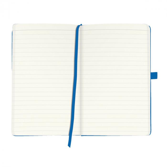 Bloc Notes My Book Classic A5 Blue Dictando Herlitz 2