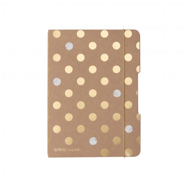 Caiet My.BOOK Flex A5 40F Dictando Pure Glam Herlitz 0