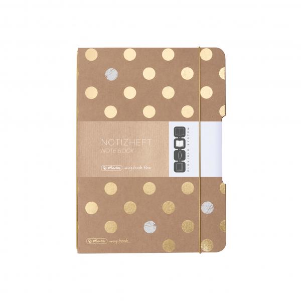 Caiet My.BOOK Flex A5 40F Dictando Pure Glam Herlitz 1