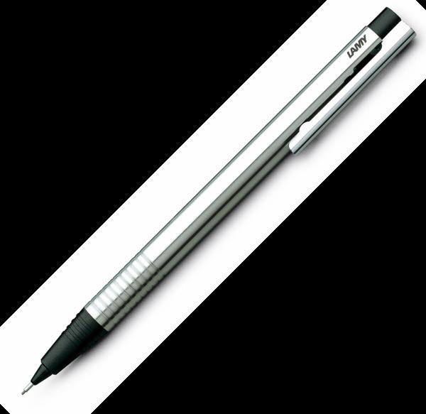 Creion Mecanic 0.5 LAMY Logo Stainless Steel / Black 0
