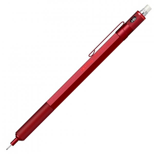 Creion Mecanic 0.5 Seria 600 Red Rotring 3