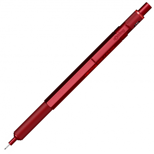Creion Mecanic 0.5 Seria 600 Red Rotring 0