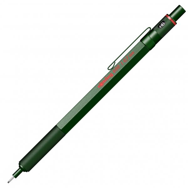Creion Mecanic 0.7 Seria 600 Camouflage Green Rotring 0