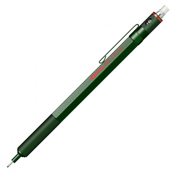 Creion Mecanic 0.7 Seria 600 Camouflage Green Rotring 1