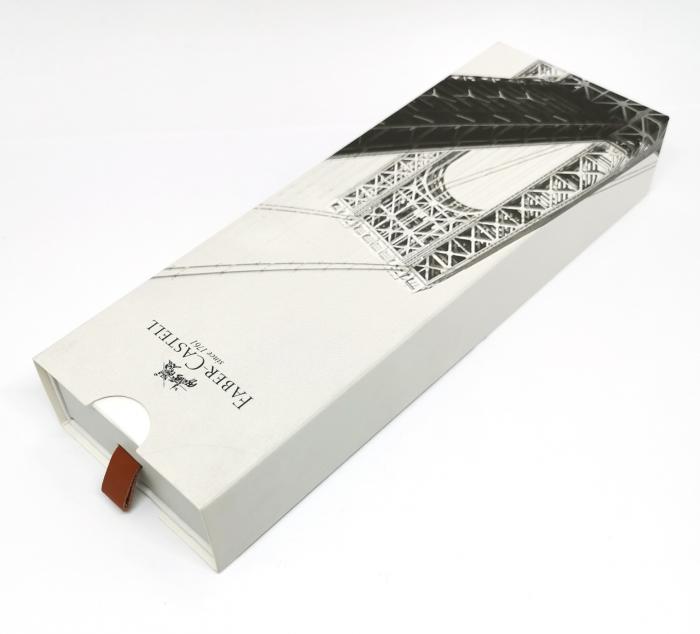 Creion Mecanic E-Motion Pure Silver Faber-Castell 1