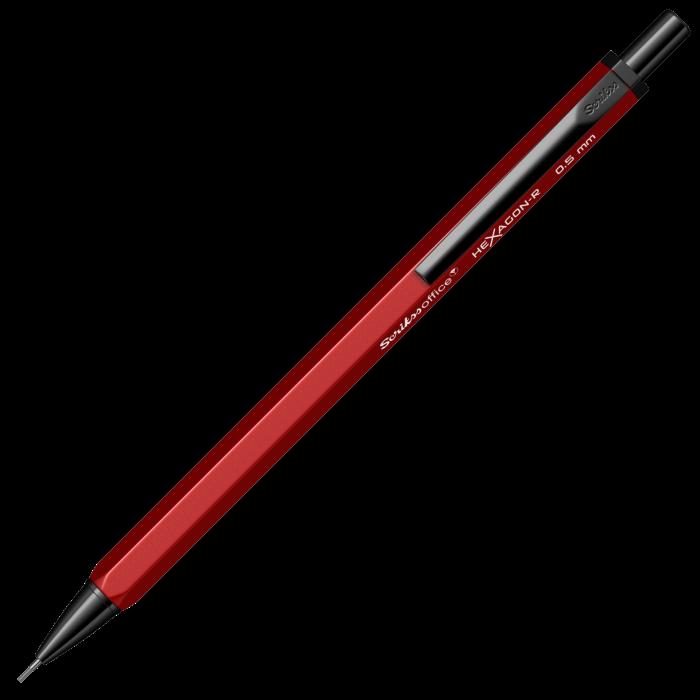 Creion mecanic Hexagon-R 0.5 Scrikss (8 variante de culori)