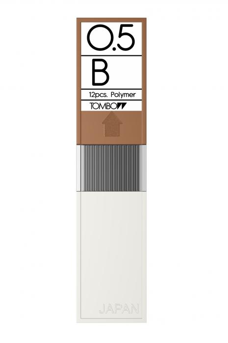 Mina Creion 0.5 mm B 12 Buc/Etui Tombow 0