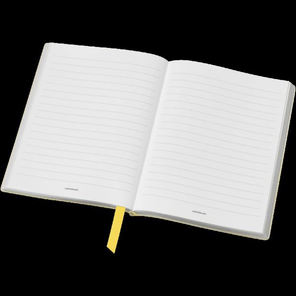 Montblanc Fine Stationery Notebook #146 Mustard Yellow 1
