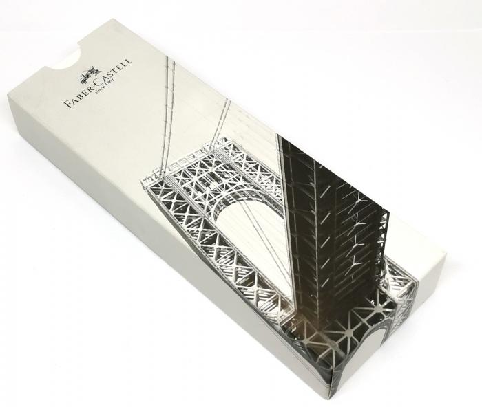 Pix E-Motion Pure Silver Faber-Castell 1