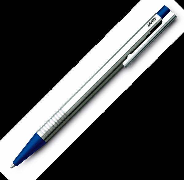 Pix LAMY Logo Stainless Steel / Blue 0