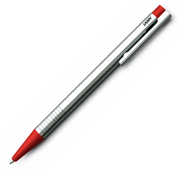 Pix LAMY Logo Stainless Steel / Red 0