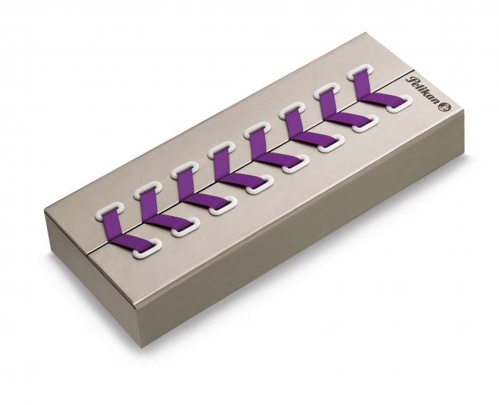 Pix Souveran K600 Violet-Alb Pelikan 1