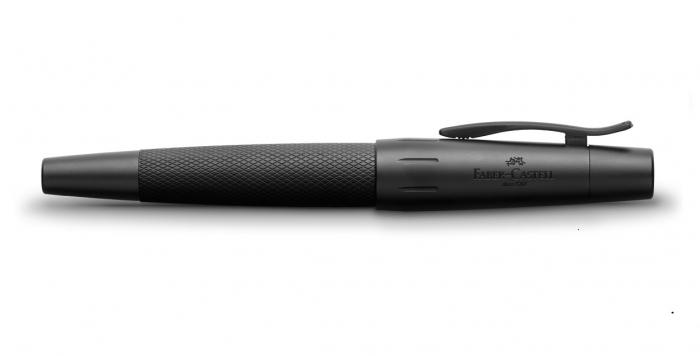 Roller E-Motion Pure Black Faber-Castell 1