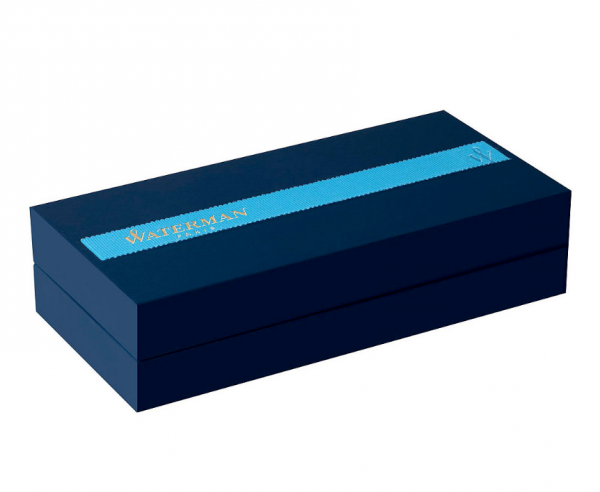 Roller Waterman Exception Slim Blue Laquer ST 2