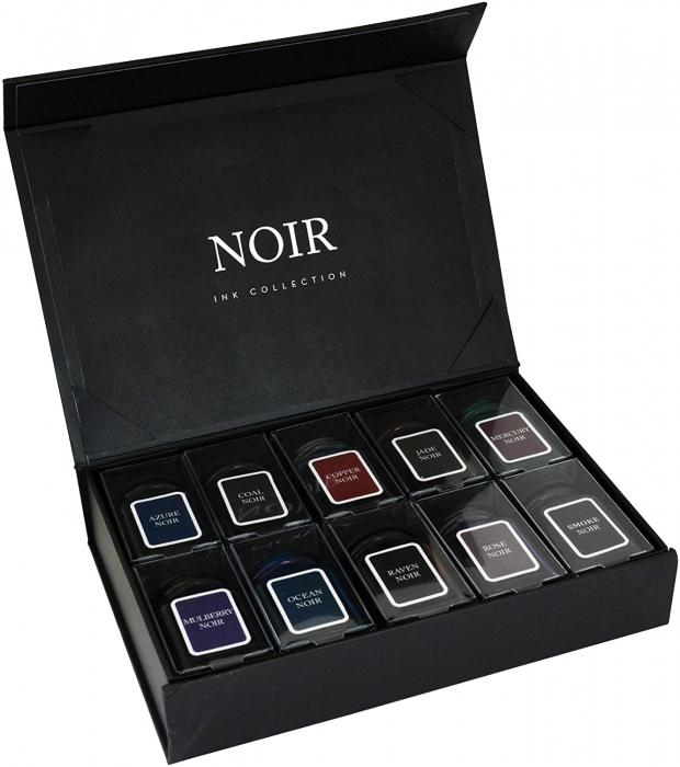 Set cadou 10 calimari Noir Collection Monteverde USA 0
