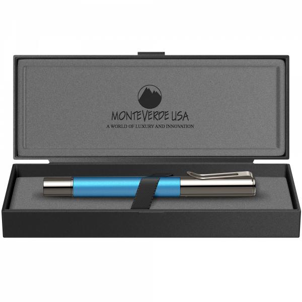 Stilou Ritma Blue GMT Monteverde USA 1