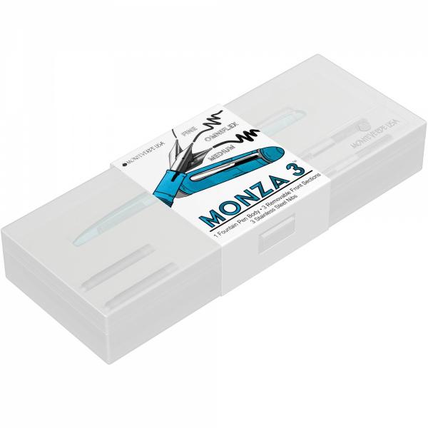 Stilou Set Monza 3 Teal (m, f, flex) Monteverde USA 2