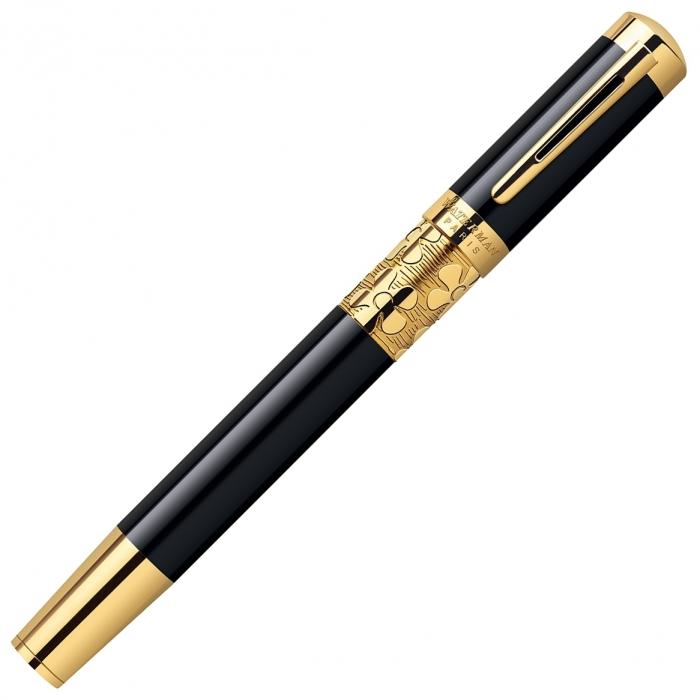 Stilou Waterman Elegance Black GT 1