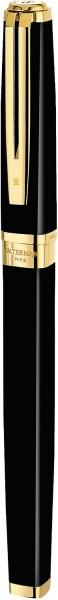 Roller Waterman Exception Slim Black Laquer GT 1