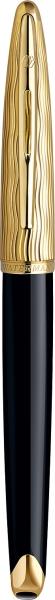 Stilou Waterman Carene Essential Black and Gold GT 1