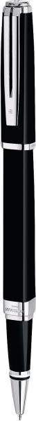 Roller Waterman Exception Slim Black Laquer ST 0