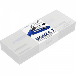 Stilou Set Monza 3 Blue (m, f, flex) Monteverde USA2