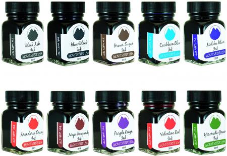 Set cadou 10 calimari Core Collection Monteverde USA2