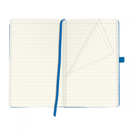 Bloc Notes My Book Classic A5 Blue Dictando Herlitz3