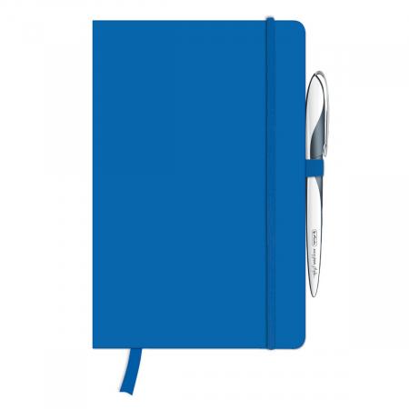 Bloc Notes My Book Classic A5 Blue Dictando Herlitz4