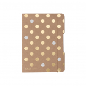 Caiet My.BOOK Flex A5 40F Dictando Pure Glam Herlitz0