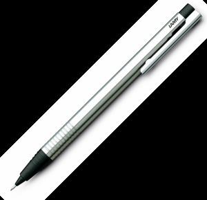 Creion Mecanic 0.5 LAMY Logo Stainless Steel / Black0
