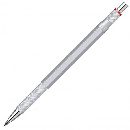 Creion Mecanic 2.0 Seria 600 Silver Rotring2