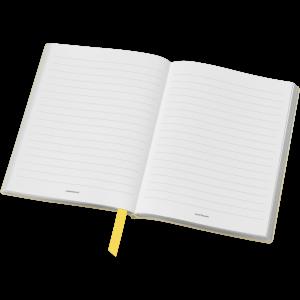 Montblanc Fine Stationery Notebook #146 Mustard Yellow1