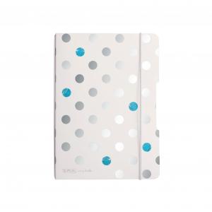 Caiet My.BOOK Flex A5 40F Punctat Frozen Glam Herlitz0