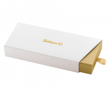 Pix Classic K200 Auriu Marmorat Pelikan1