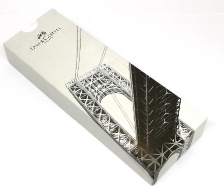 Pix E-Motion Pure Silver Faber-Castell1