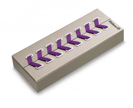 Pix Souveran K600 Violet-Alb Pelikan1