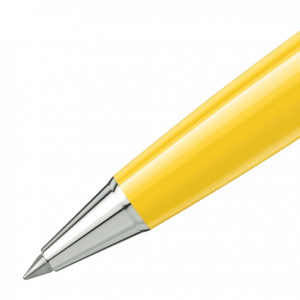 Roller Montblanc Mustard Yellow PIX Collection1