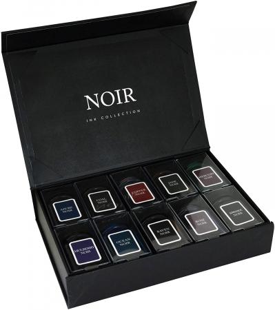 Set cadou 10 calimari Noir Collection Monteverde USA0